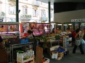 le marché via madama cristina